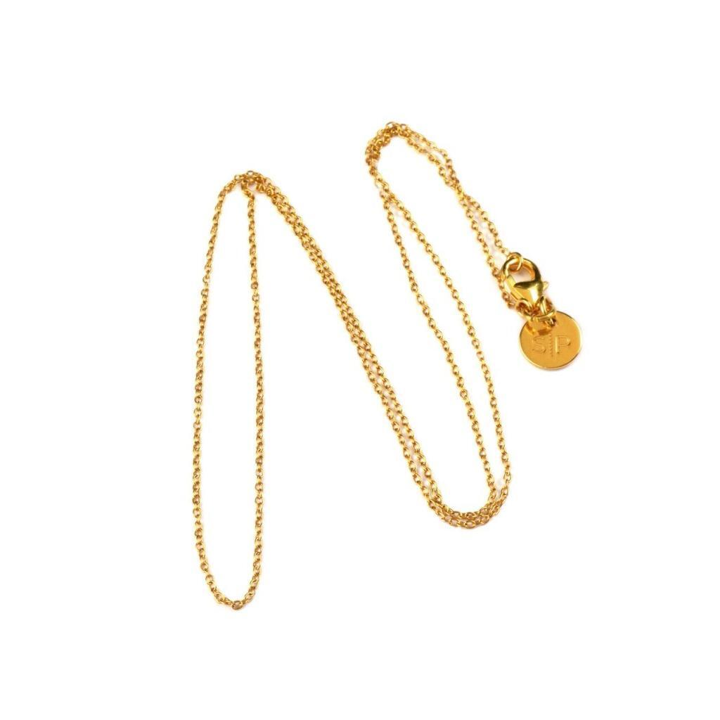 SYSTER P ADORABLE CHAIN SHORT GOLD