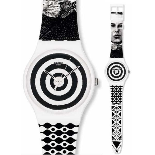 SWATCH Hypnotic Eye SUOZ126