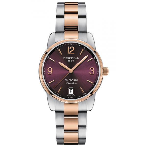 CERTINA DS Podium Lady 33mm C034.210.22.427.00