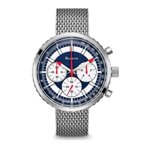 BULOVA Special Edition Chronograph SET 96K101