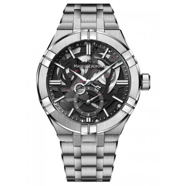 MAURICE LACROIX Aikon Mercery Automatisk 44mm AI6088-SS002-030-1