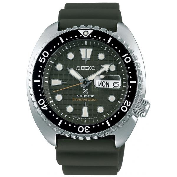 "SEIKO Prospex ""King Turtle"" Green SRPE05K1"